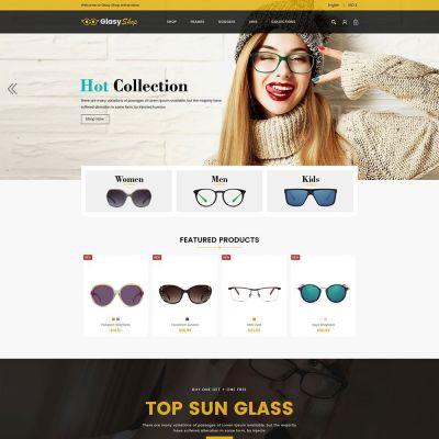 Sun glass fashion prestahsop theme