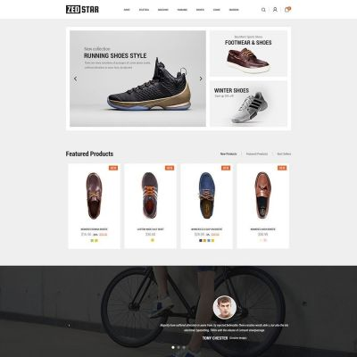 zed star fashion prestashop theme